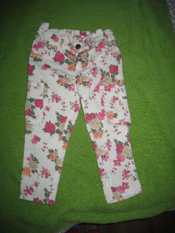 Милые штанишки для девочки 2Т