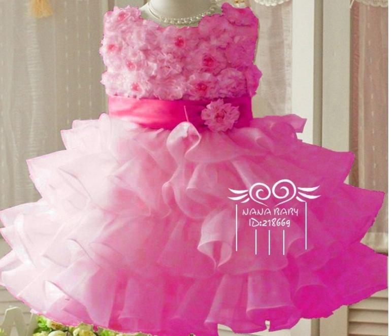 Красивые Платья На Годик Девочке Купить