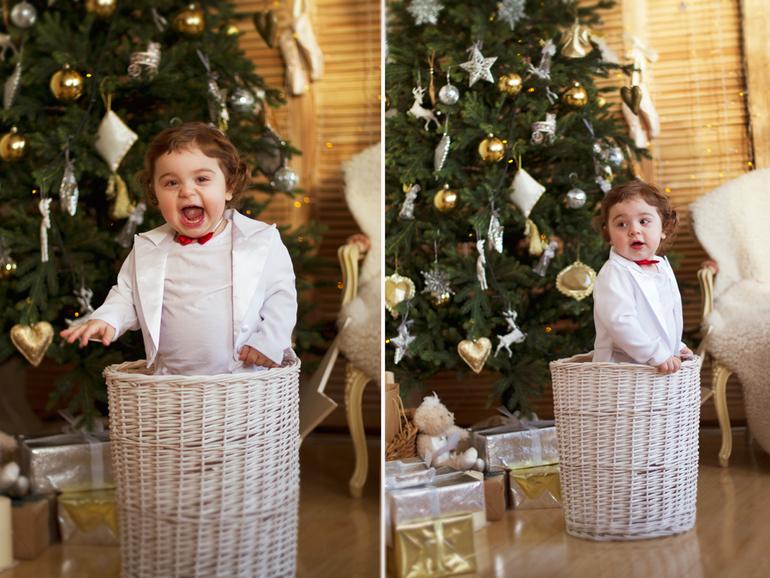 Предновогодние, Новогодние и Рождественские съемки 2