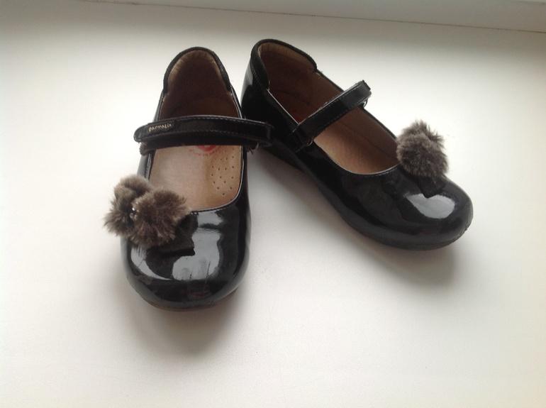 Туфельки  garvalin,  28  размер
