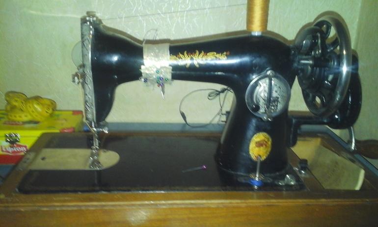 Что такое машинка для шитья