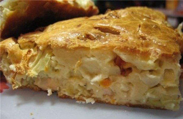 Наливной пирог в мультиварке рецепты с фото