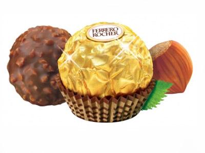 Торт Ferrero Rosher