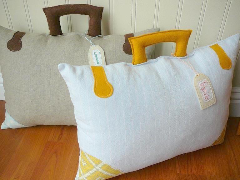 Интересные подушки выкройки фото