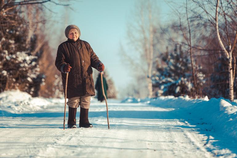 А  это  другая  зима  в  той  же  деревне  :)