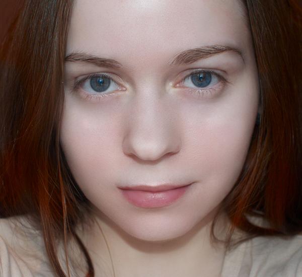 Без макияжа для фотошопа