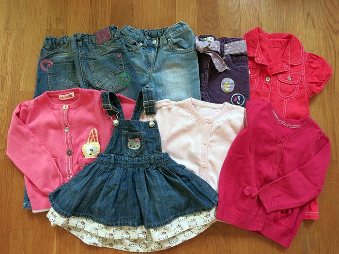 Одежда для девочки, 98 см. Мск., регионы
