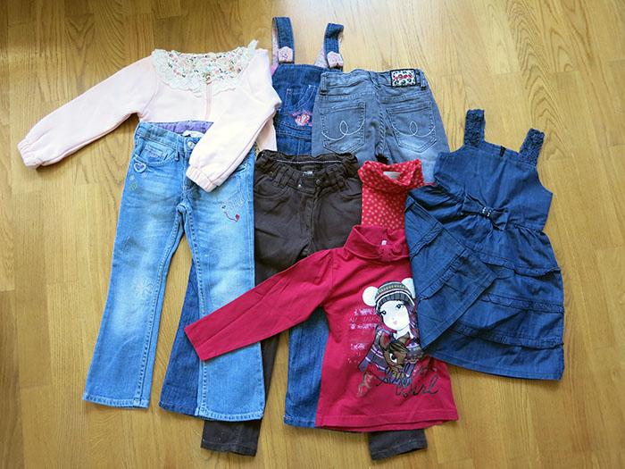 Одежда для девочки, разм. 104-110 см. Москва, регионы.