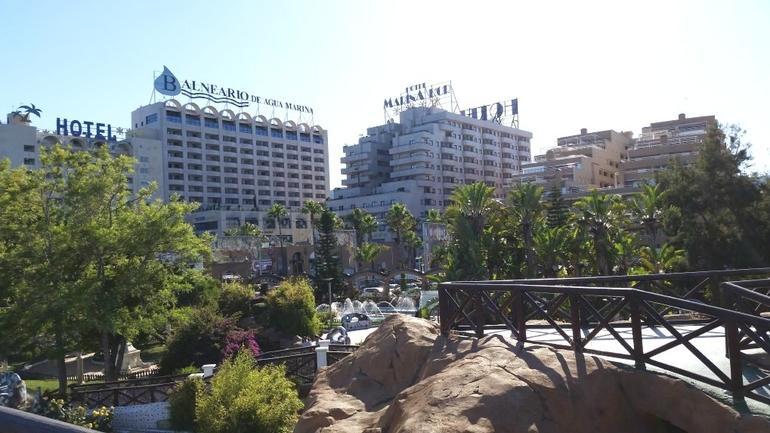 Квартиры в испании марина дор