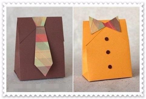 Подарочные пакеты своими руками для мужчин