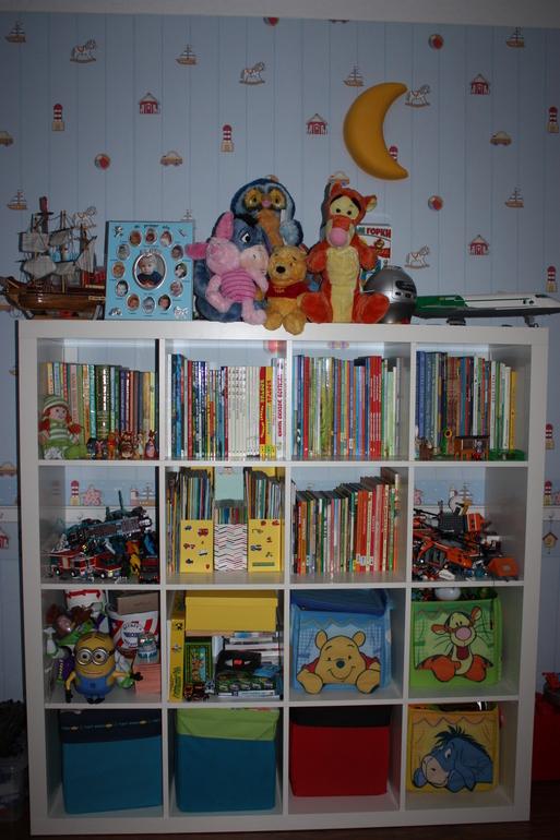 Детская полочка для книг 192