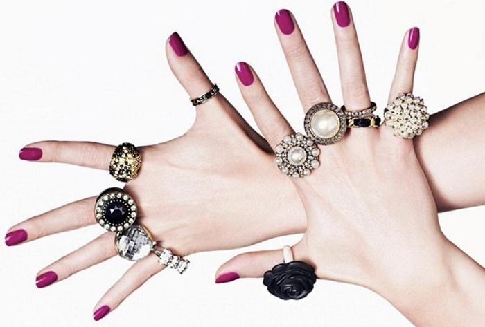 Какие кольца носят лесбиянки