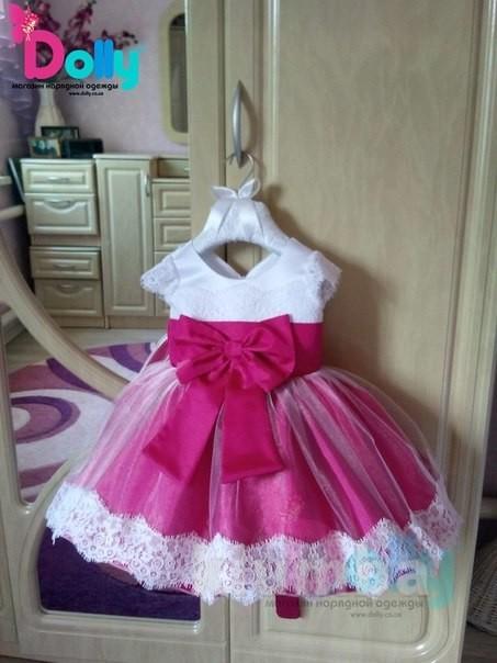Платья на 1 год девочке