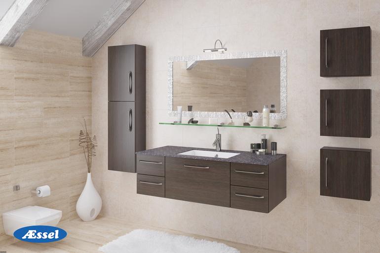 Дизайн дешевой ванной комнаты 106