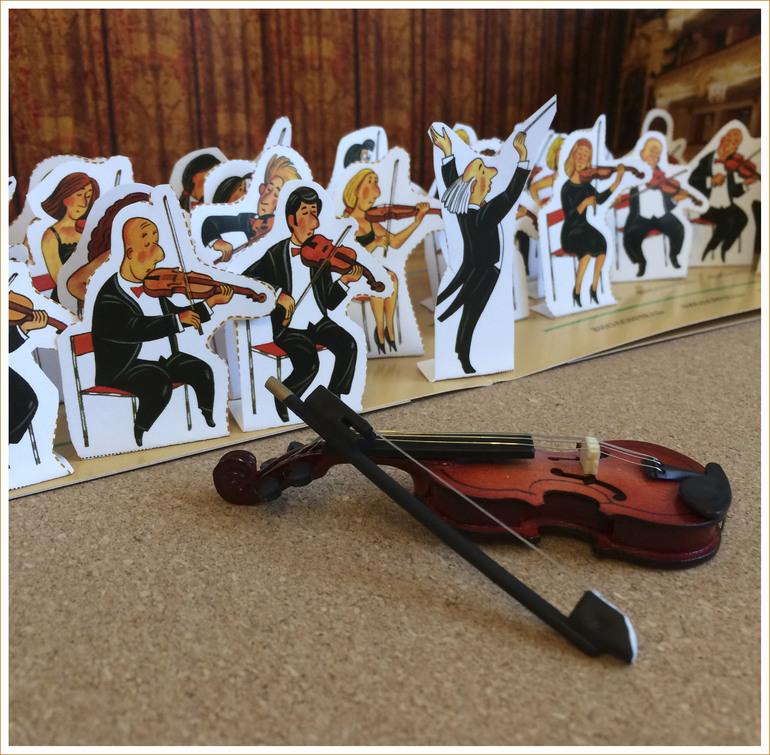 Бумажный оркестр