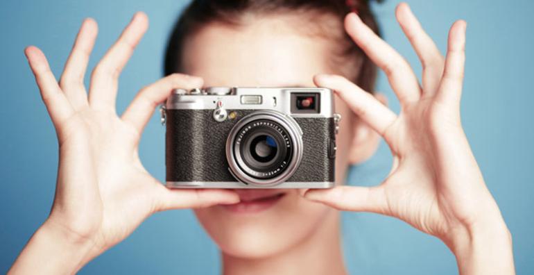 Открытый урок по фотографии для детей!