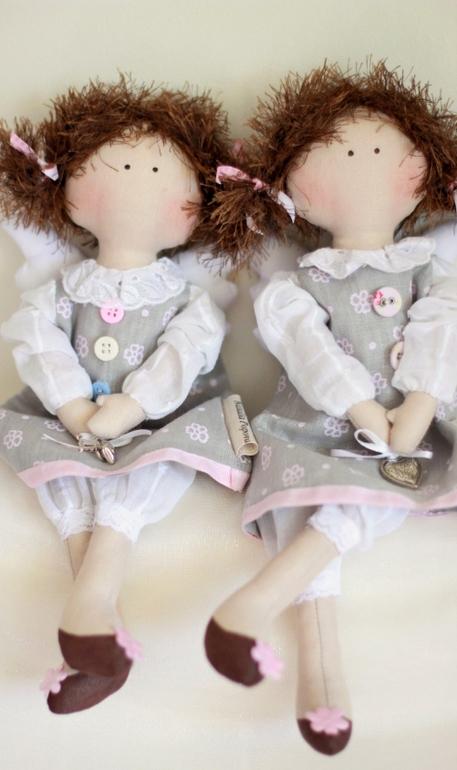 Куколки-феечки.
