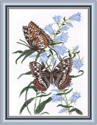 Значение бабочки вышивки