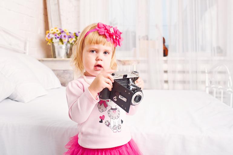 Моя лапочка-дочка:)))
