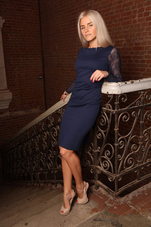 мини-платье dolce vita