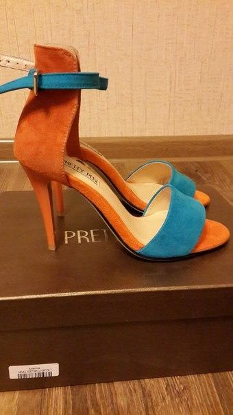 Пристрою обувь новую