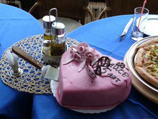 Тортик на День рождения дочки