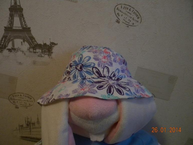 шляпы-панамки на все лето )))