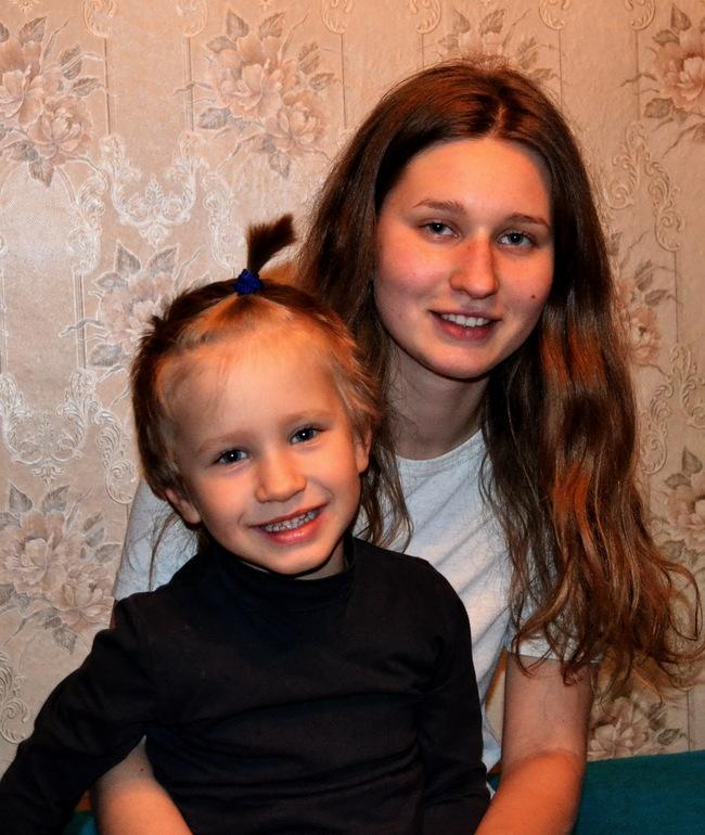 Ольга и Захар