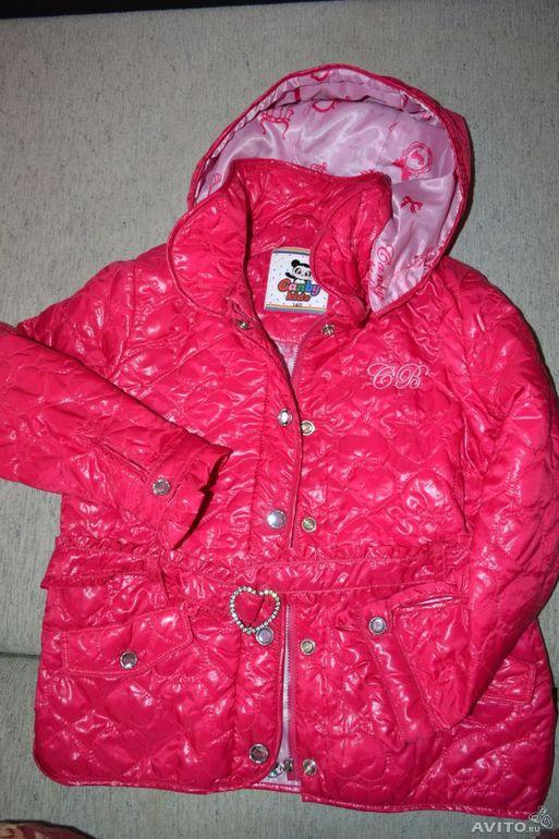 Куртка  Canby  Kids  (новая)  800