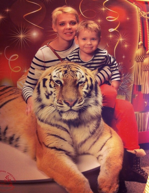 Укротители тигров