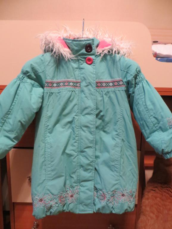Пальто на холодную весну PlayToday р.110, Москва и регионы.