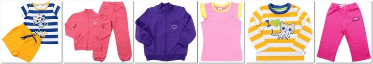 Одежда для девочек Crockid (Крокид) размеры от 74 до 116