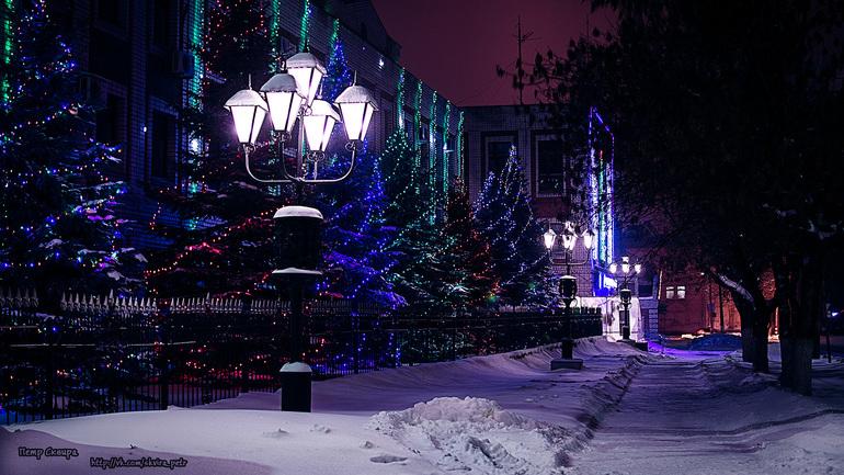 Ульяновск - город на Волге...