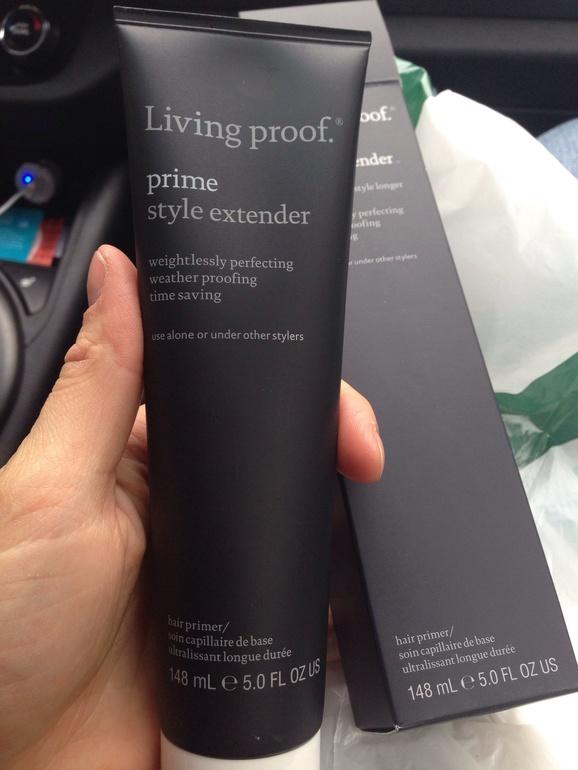 Праймер для волос living proof