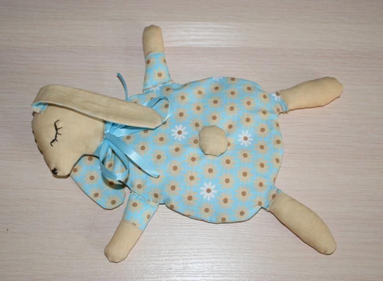 Шьем игрушки для новорожденных своими руками 60