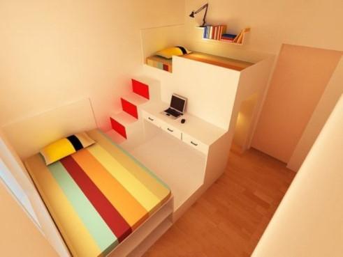 Оригинальные идеи для детской комнаты