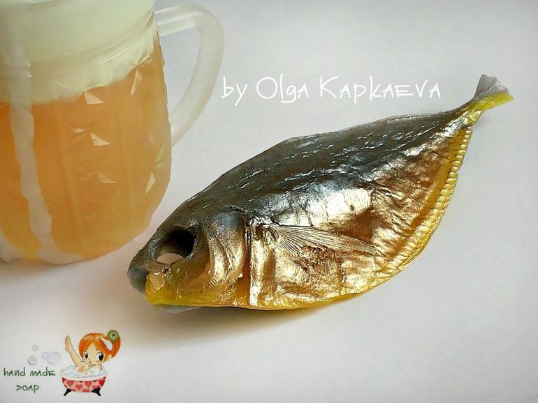 Пиво с рыбкой))
