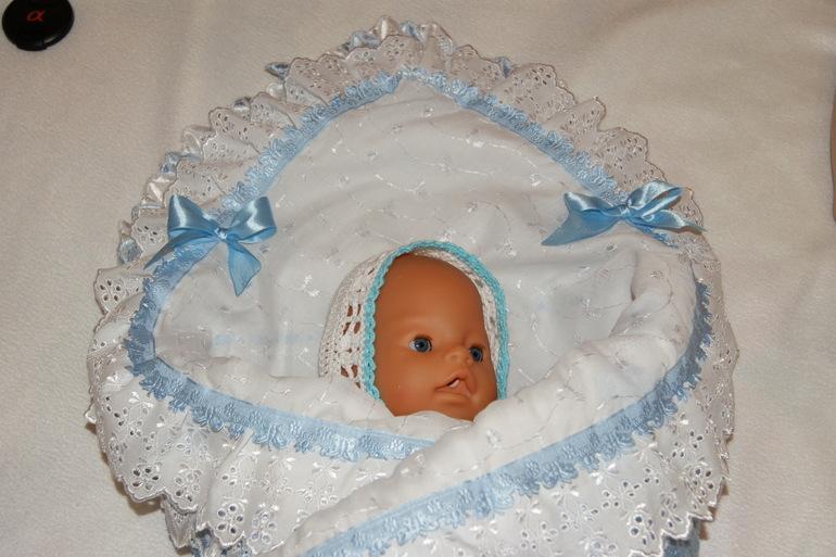 Наглазник для новорожденных как сшить