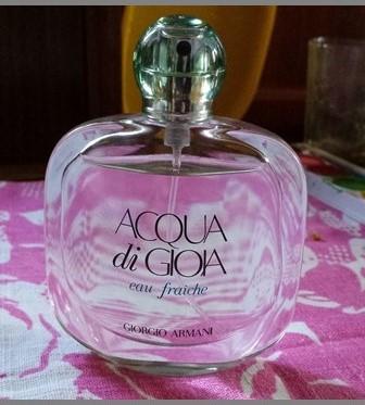 Armani Acqua Di Gioia eau Fraiche