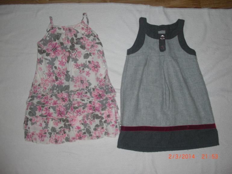 Одежда для девочки на 3-4 года ПАКЕТОМ