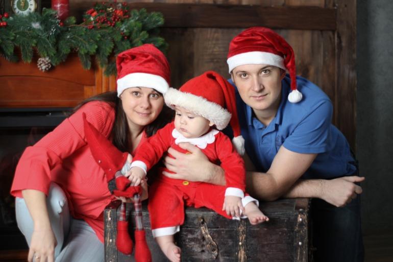 Семейный фотосет