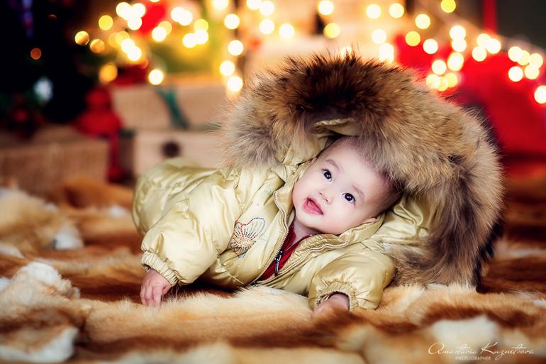 Детская  фотосессия!  Baby  Eva