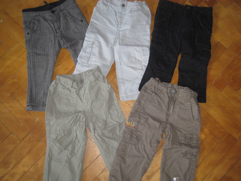 Брюки, джинсы на мальчика. Маркировка 2 года