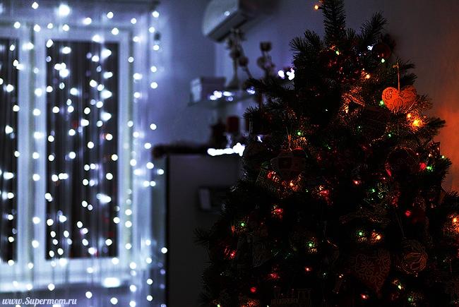 Новогоднее настроение задним числом