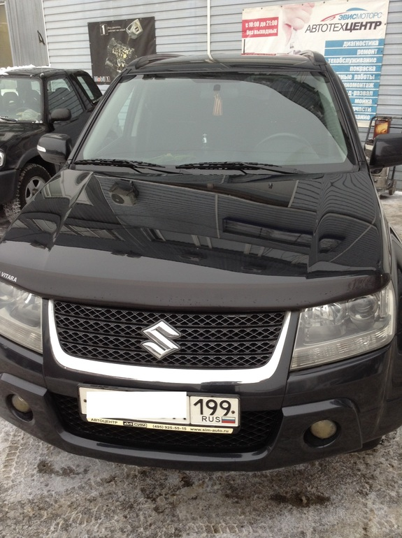 Продаю свою машину в хорошем состоянии Suzuki Grand Vitara