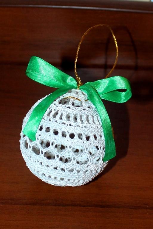 Новогодний handmade...