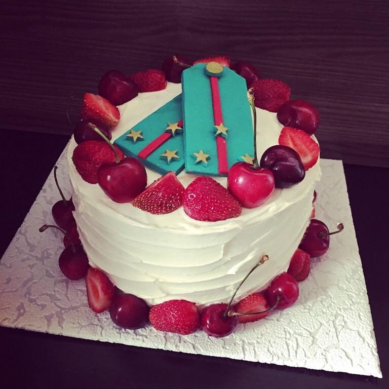 Кулинария для девочек торт