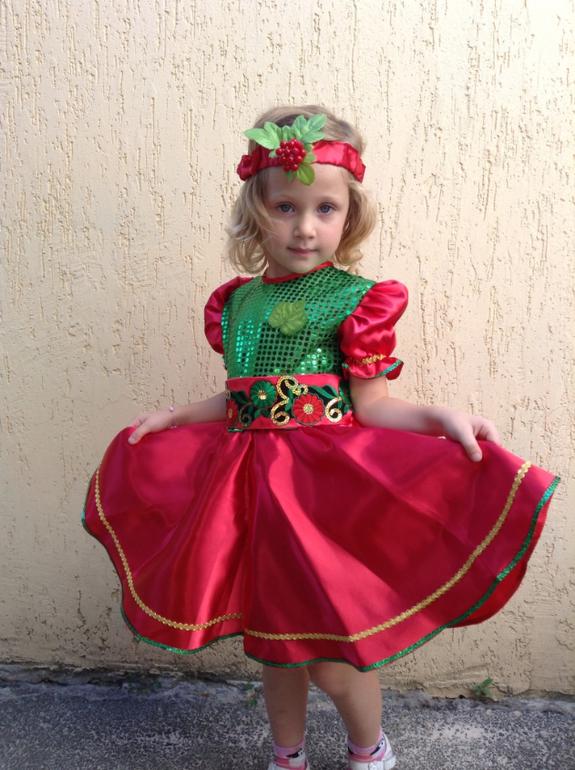Карнавальные костюмы на праздник осени овощи, фрукты ... - photo#5