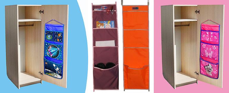 Детский шкафчик в садик 142