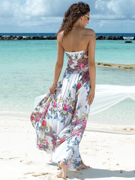Пляжные Платья С Доставкой